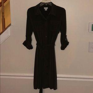 Liz Claiborne Army Style dress - 12